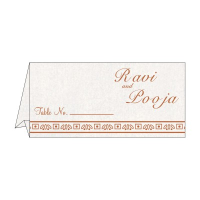 Table Cards - TC-8241M