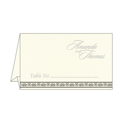 Table Cards - TC-8242B
