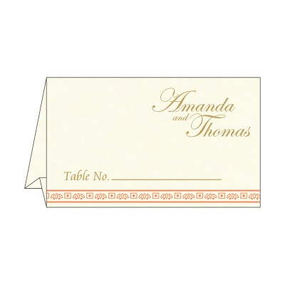 Table Cards - TC-8242I