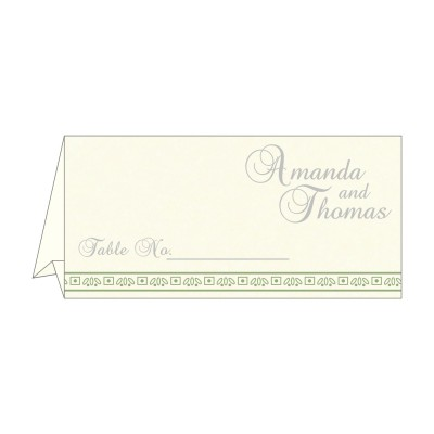 Table Cards - TC-8242K