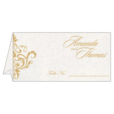 Table Cards - TC-8244H