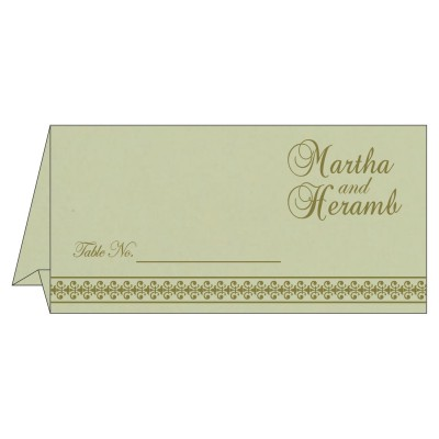 Table Cards - TC-8247L