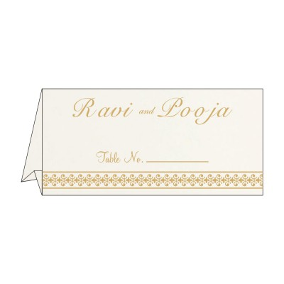 Table Cards - TC-8247M