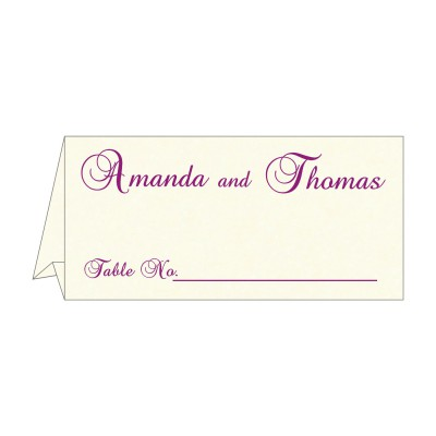 Table Cards - TC-8249I