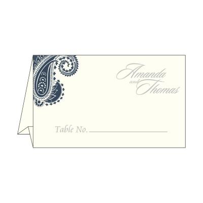 Table Cards - TC-8250E
