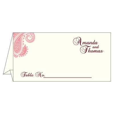 Table Cards - TC-8250F