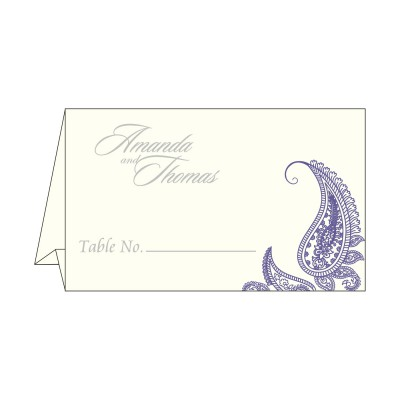 Table Cards - TC-8252B