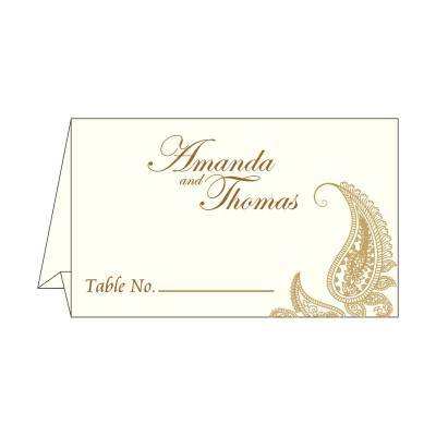 Table Cards - TC-8252F