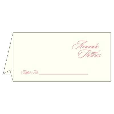 Table Cards - TC-8252G