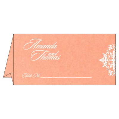 Table Cards - TC-8254G