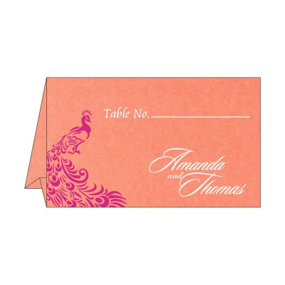 Table Cards - TC-8255B