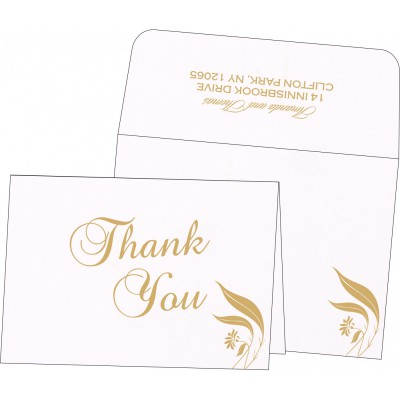 Thank You Cards - TYC-1114