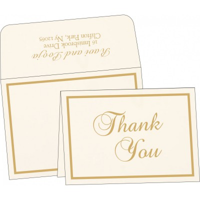 Thank You Cards - TYC-1144