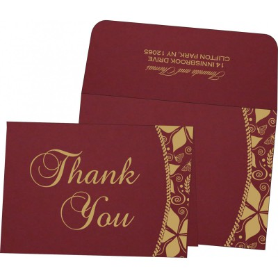 Thank You Cards - TYC-1169