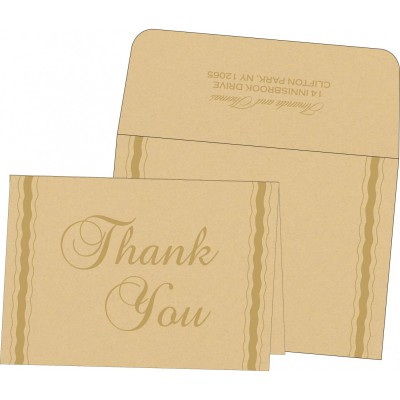 Thank You Cards - TYC-1187