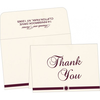Thank You Cards - TYC-1204