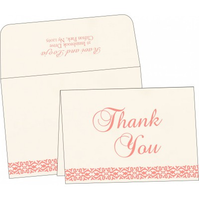 Thank You Cards - TYC-1221