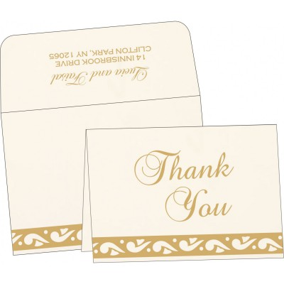 Thank You Cards - TYC-1225
