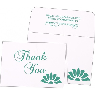 Thank You Cards - TYC-1254