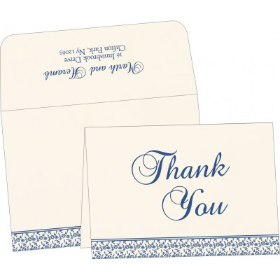Thank You Cards - TYC-1285