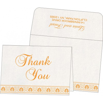 Thank You Cards - TYC-1296
