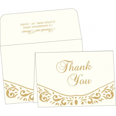 Thank You Cards - TYC-1367