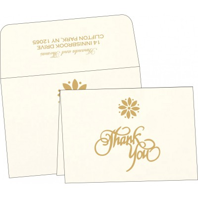 Thank You Cards - TYC-1385