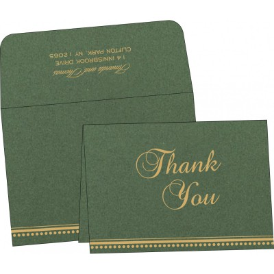 Thank You Cards - TYC-1388