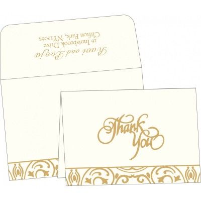 Thank You Cards - TYC-1394