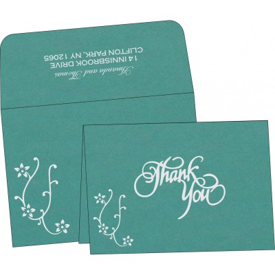 Thank You Cards - TYC-1400