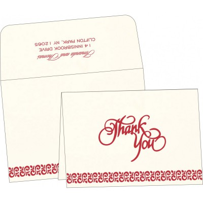 Thank You Cards - TYC-1411