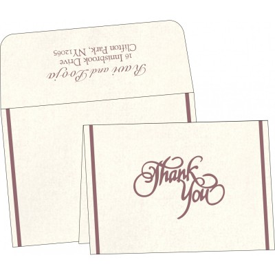 Thank You Cards - TYC-1413