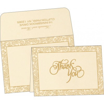 Thank You Cards - TYC-1426