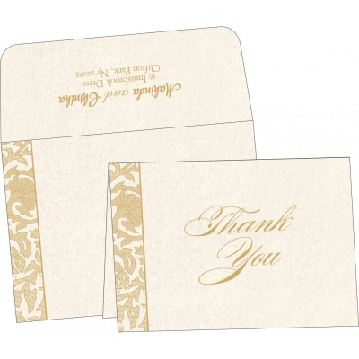 Thank You Cards - TYC-1434