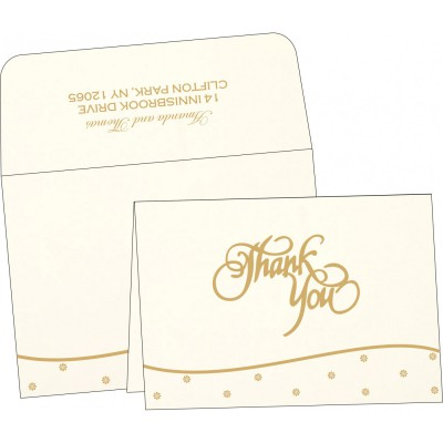 Thank You Cards - TYC-1435