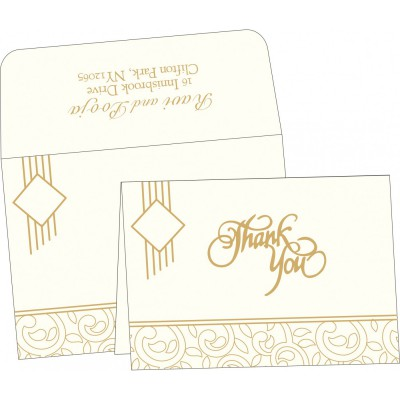 Thank You Cards - TYC-1438
