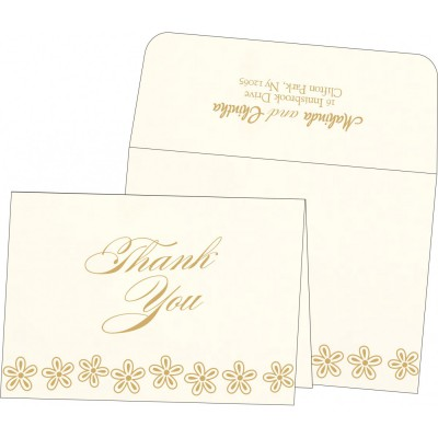 Thank You Cards - TYC-1439