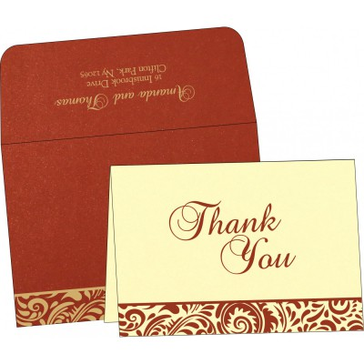 Thank You Cards - TYC-1471