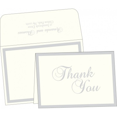 Thank You Cards - TYC-2068