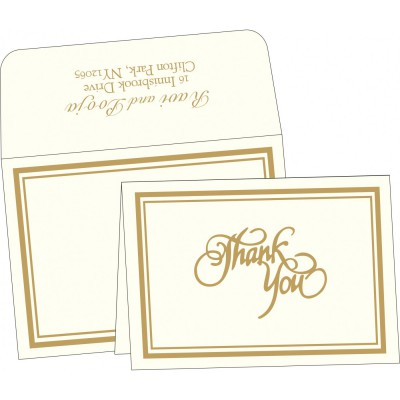 Thank You Cards - TYC-2115