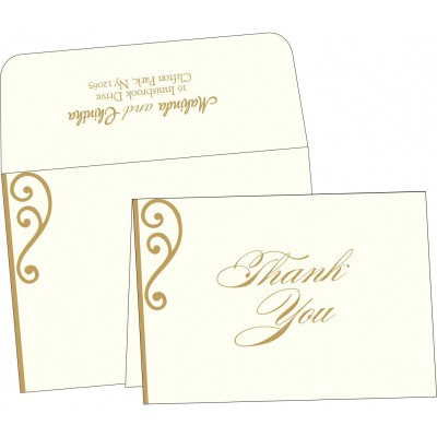 Thank You Cards - TYC-2116