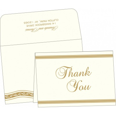 Thank You Cards - TYC-2169