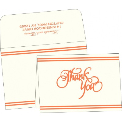 Thank You Cards - TYC-2188