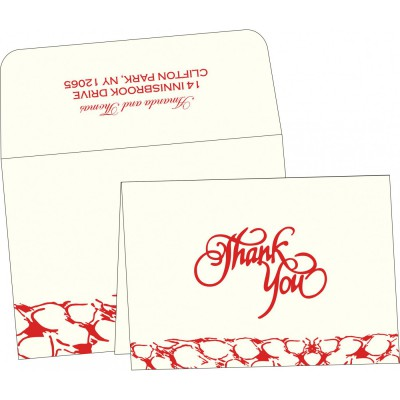 Thank You Cards - TYC-2201