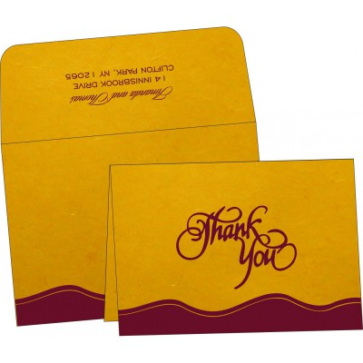 Thank You Cards - TYC-2248