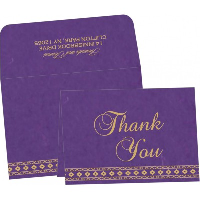 Thank You Cards - TYC-5001K