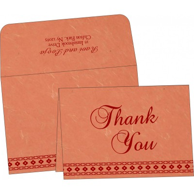Thank You Cards - TYC-5001M