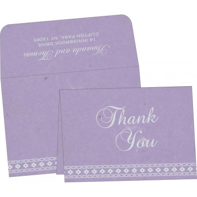 Thank You Cards - TYC-5001P