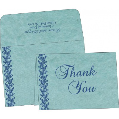 Thank You Cards - TYC-5007D