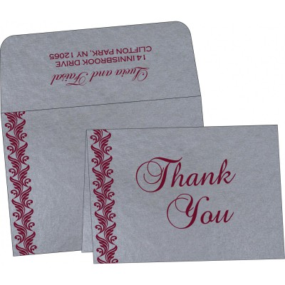Thank You Cards - TYC-5007F